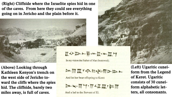 Views of Jericho and 