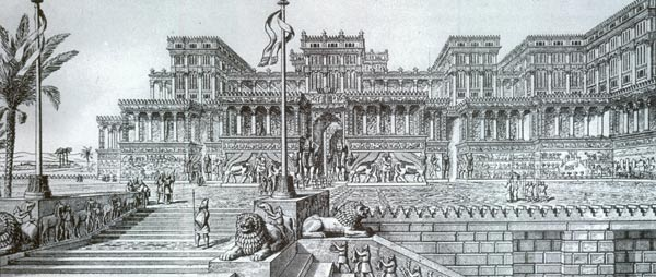 Sennacherib's Palace